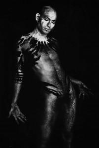« Il fallait être peint pour être homme » Lévi - Strauss.